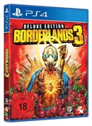 PS4 Borderlands 3 -- Deluxe Edition (USK)
