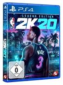 PS4 NBA 2K20 -- Legend Edition (USK)