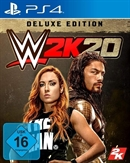 PS4 WWE 2K20 -- Deluxe Edition (USK)