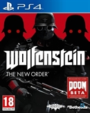 PS4 Wolfenstein: The New Order (PEGI)