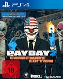 PS4 Payday 2 -- Crimewave Edition + Hardtime Lootbag DLC  (USK Uncut)