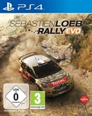 PS4 Sebastien Loeb Rally Evo (PEGI)