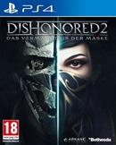 PS4 Dishonored 2: Das Vermächtnis der Maske (PEGI Uncut)