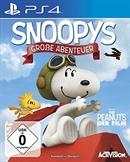 PS4 Snoopys Große Abenteue (USK)