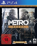 PS4 Metro: 2033 Redux -- Neuauflage (USK)