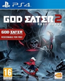 PS4 God Eater 2 Rage Burst (inklusive God Eater Resurrection) (PEGI)