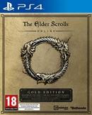 PS4 The Elder Scrolls Online -- Gold Edition (PEGI)