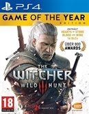 PS4 The Witcher 3: Wild Hunt -- Game of the Year Edition (PEGI)