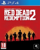PS4 Red Dead Redemption 2 (PEGI)