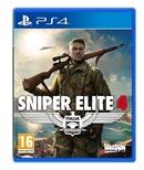 PS4 Sniper Elite 4 (PEGI)