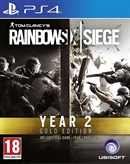 PS4 Tom Clancy's Rainbow Six Siege -- Gold Edition Season 2 (PEGI)***