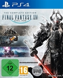 PS4 Final Fantasy XIV Online -- Complete Edition (PEGI)