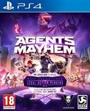 PS4 Agents of Mayhem -- Day One Edition (PEGI)