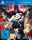PS4 Persona 5 (PEGI)