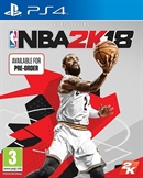 PS4 NBA 2K18 (PEGI)
