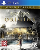 PS4 Assassin's Creed: Origins -- Gold Edition (PEGI)