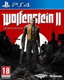 PS4 Wolfenstein II: The New Colossus (PEGI)