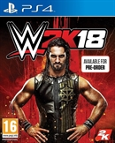 PS4 WWE 2K18 (PEGI)