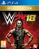 PS4 WWE 2K18 -- Deluxe Edition (PEGI)