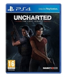 PS4 Uncharted: The Lost Legacy (PEGI)