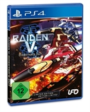 PS4 Raiden V: Director's Cut -- Limited Edition (USK)