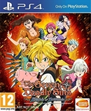PS4 The Seven Deadly Sins: Knights of Britannia (PEGI)