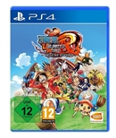 PS4 One Piece: Unlimited World Red -- Deluxe Edition (PEGI)