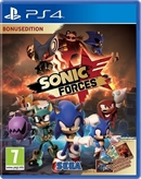 PS4 Sonic Forces -- Bonus Edition (PEGI)