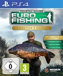 PS4 Euro Fishing Collector's Edition -- Collector's Edition (USK)