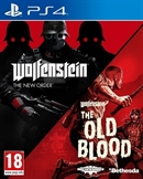 PS4 Wolfenstein: The New Order & The Old Blood (PEGI)