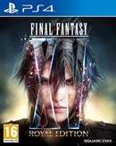 PS4 Final Fantasy XV -- Royal Edition (PEGI)