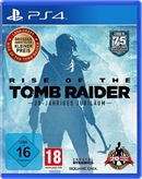 PS4 Rise of the Tomb Raider -- 20 Jähriges Jubiläum Edition + exklusive Artcard (PEGI)