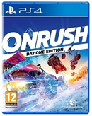 PS4 Onrush -- Day One Edition (PEGI)