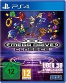 PS4 SEGA Mega Drive Classics (PEGI)