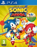 PS4 Sonic Mania Plus (PEGI)