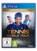 PS4 Tennis World Tour -- Legends Edition (PEGI)