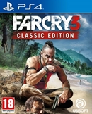 PS4 Far Cry 3 -- Classic Edition (PEGI)