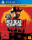 PS4 Red Dead Redemption 2 -- Ultimate Edition (USK)