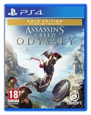 PS4 Assassin's Creed: Odyssey -- Gold Edition inkl. Season Pass (PEGI)