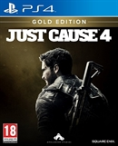 PS4 Just Cause 4 -- Gold Edition (PEGI)