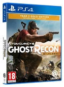 PS4 Tom Clancy´s Ghost Recon Wildlands Year 2 Gold Edition (PEGI)