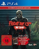 PS4 Friday the 13th -- Ultimate Slasher Edition (USK)