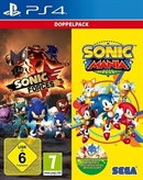 PS4 Sonic Mania Plus & Sonic Forces -- Double Pack (PEGI)