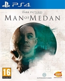 PS4 The Dark Pictures: Man of Medan (PEGI)