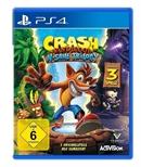 PS4 Crash Bandicoot - N.Sane Trilogy -- inkl. 2 Bonus-Levels (USK)
