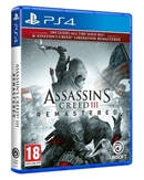PS4 Assassin's Creed 3 Remastered (PEGI)