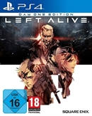 PS4 Left Alive -- Day One Edition (PEGI)