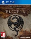 PS4 The Elder Scrolls Online: Elsweyr (PEGI/USK)