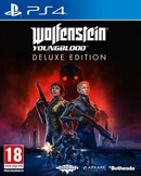 PS4 Wolfenstein: Youngblood -- Deluxe Edition (PEGI)
