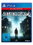 PS4 Sinking City -- Day One Edition (USK)